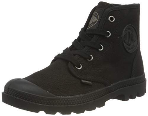 Palladium Us Pampa, Boots femme, Noir (315 Black), 39