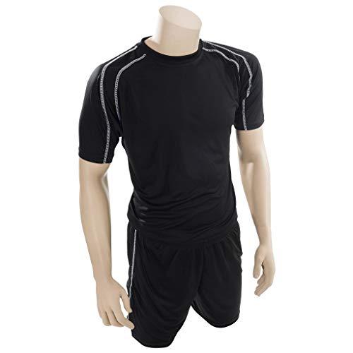 Precision Camiseta de Hombre, Hombre, Camiseta, K-REY-PRC18034BW, Multicolor, Talla única
