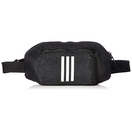 adidas PARKHOOD WB, Zaino Unisex-Adulto, Nero (Negro/Negro/Blanco), 24x36x45 centimeters (W x H x L)