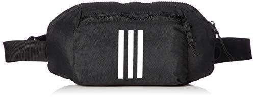 adidas PARKHOOD WB, Unisex-Erwachsene Rucksack, Schwarz (Negro/Negro/Blanco), 24x36x45 cm (W x H L)