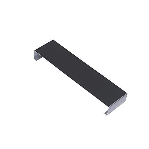 Eclisse couvertine aluminium 1 mm Gris ardoise RAL 7016-270 mm