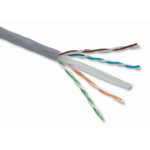 U/UTP Kabel Kat.5E LAN Installationskabel Cu TOP (25 m) 0,75€/m