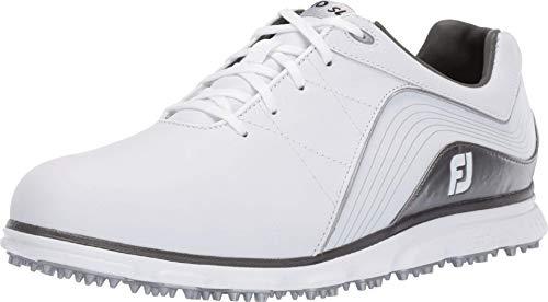 Footjoy Herren Pro/sl Golfschuhe, Weiß (Blanco 53267w), 44.5 EU