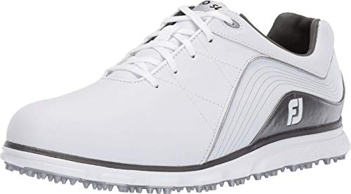 FootJoy Men's Pro/SL Previous Season Style Golf Shoes White 11 M Grey, US