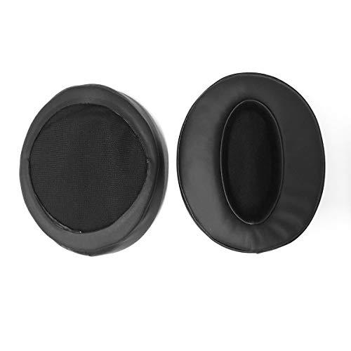 LEDMOMO 1 par de almohadillas para auriculares Sennheiser HD 4.50 HD4.50 BTNC para auriculares Sennheiser HD 4.50BTNC (Negro)