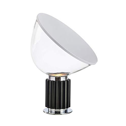 Scra AC Lámpara De Mesa con Radar LED/Sala De Estar Modelo Creativo Simple Sala De Estar/Estudio/Dormitorio Lámpara De Mesa Creativa