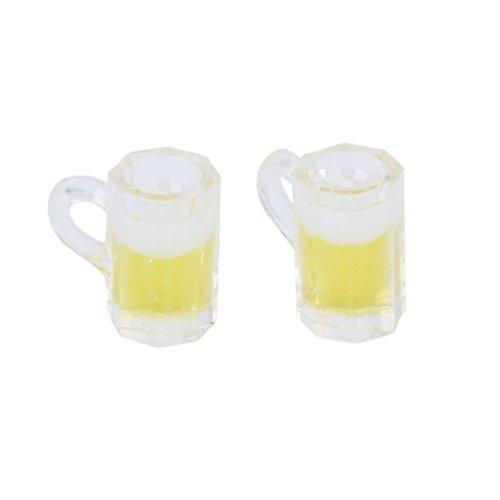 TOOGOO Couple 1:12 Maison de Poupee Meubles Accessoires Tasse