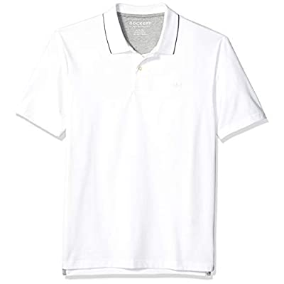 Dockers Men's Short-Sleeve Polo