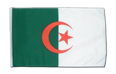 Algerien Flagge, algerische Fahne 30 x 45 cm, MaxFlags®