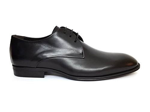 Corvari Shoes SRL 9531-nero Größe 45 EU Schwarz (Nero)