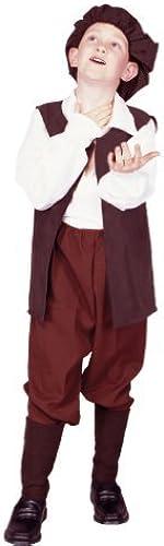 nueva gama alta exclusiva RG Costumes Renaissance Boy Costume, marrón marrón marrón blanco, Medium by RG Costumes  comprar marca