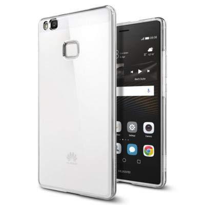 Spigen Liquid Crystal Funda para teléfono móvil 13,2 cm (5.2') Transparente - Fundas para teléfonos móviles (Funda, Huawei, P9 Lite, 13,2 cm (5.2'), Transparente)