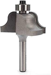 Whiteside Router Bits 2201 Roman Ogee Bit with 1/4-Inch Radius, 1-1/2-Inch Large Diameter and 11/16-Inch Cutting Length