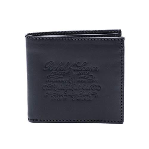 Luxury Fashion | Ralph Lauren Heren 405727788003 Zwart Leer Portemonnees | Herfst-winter 19