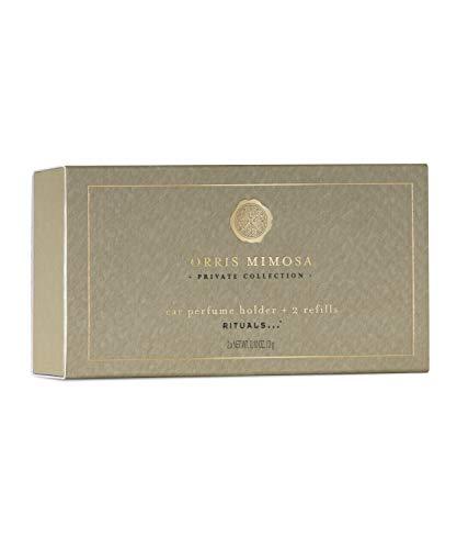 RITUALS Private Collection - Clip de fragancia para coche de Orris Mimosa, 5,7 g