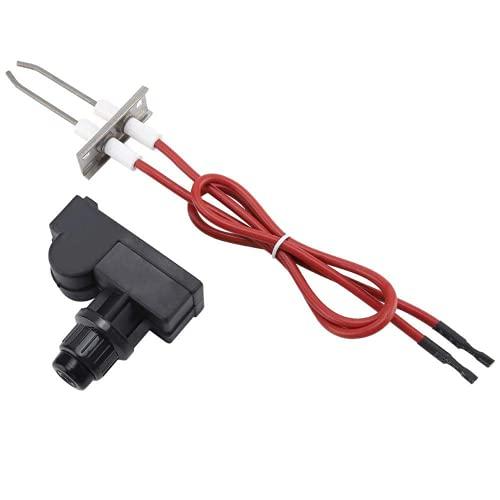 Jeffergarden Generador de Chispas Universal Portátil y Liviano Batería AA Picnic Parrilla de Gas Botón de Encendido para Modelos de...