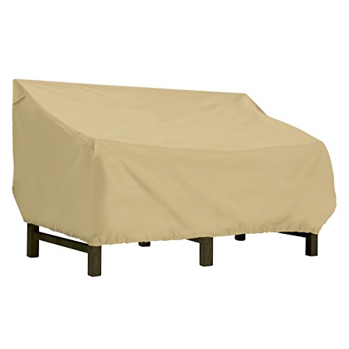 Classic Accessories Terrazzo Water-Resistant 76 Inch Deep Seated Patio Loveseat Cover