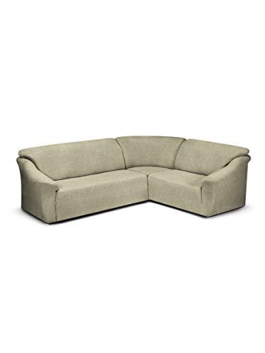 Funda para sofá esquinero Teide Natur