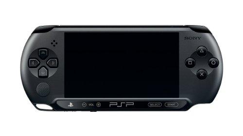 PSP Konsole E1004 schwarz