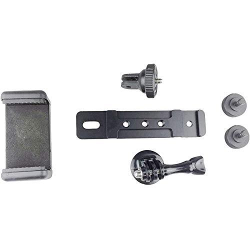 REFURBISHHOUSE Monitor/Luz/Teléfono Soporte Adaptador pPara Montaje pPara Smooth Q/Osmo Móvil 2 / G5 Feiyu, Serie Spg, Vimble C/Smooth 3