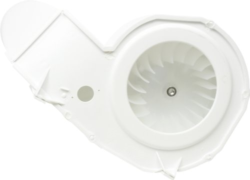 Frigidaire 131775600 Frigidare Blower Wheel and Housing, White