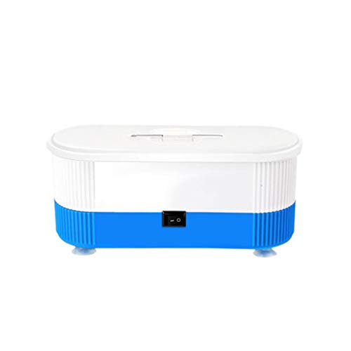 Holibanna Portable Jewelry Cleaning Machine Automatic Mini Cleaner for...