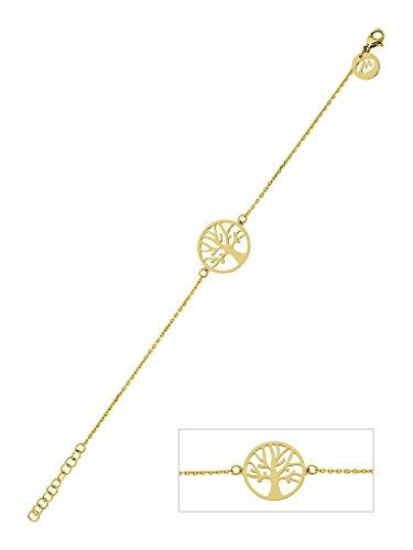 Pulsera Marea Jewel Mujer D00203/56 Árbol Vida Dorado