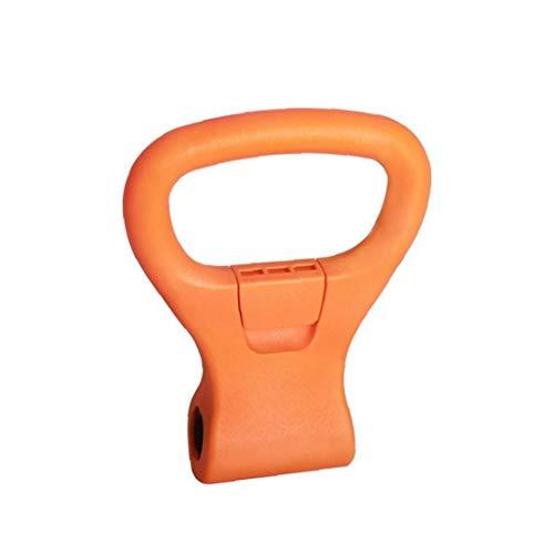 Lankater Ajustable Peso Grip Kettlebell De Accesorios para Portátil De Viaje Entrenamiento...