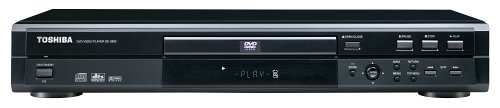Sale!! Toshiba SD4800 Progressive-Scan DVD Player