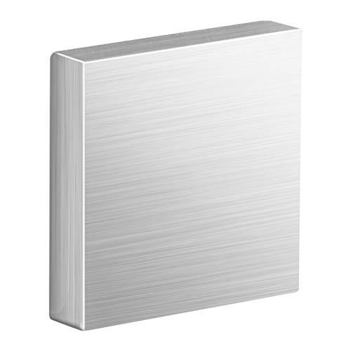 DOITOOL Estante de almacenamiento de acero inoxidable Cocina cubertería resto metal magnético organizador
