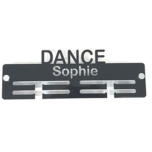 Servewell - Porta medaglie con scritta'Dance'