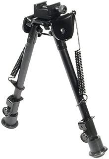 UTG Tactical OP Bipod, Rubber Feet, Center Height 8.3