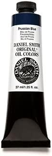 DANIEL SMITH 21215Daniel Smith Original Oil Color 37ml Paint Tube, Prussian Blue