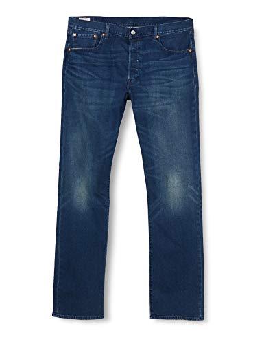 Levi's Herren 501 Original Jeans, Boared Tnl, 34W / 32L