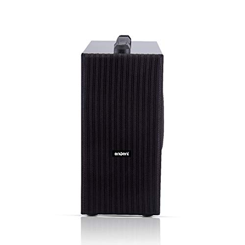Envent Rock 250 25W Mini Tower Bluetooth Speaker (Black)