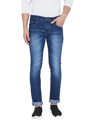 Ben Martin Men's Regular Fit Jeans (BMW7-JJ-3-BLUE_32-01_Blue_32)
