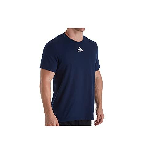 adidas Men's Amplifier Regular Fit Cotton T-Shirt...