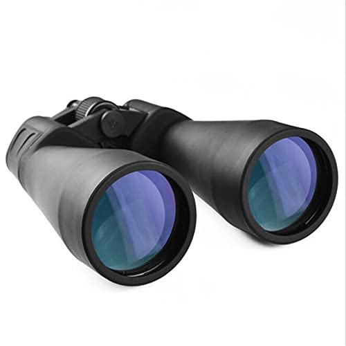 YLJR Prismáticos prismáticos astronómicos prismáticos profesionales prismáticos al aire libre potentes gafas de vista caza grandes para observar las estrellas