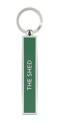 IF Show Offs Keys - The Shed - Keyring