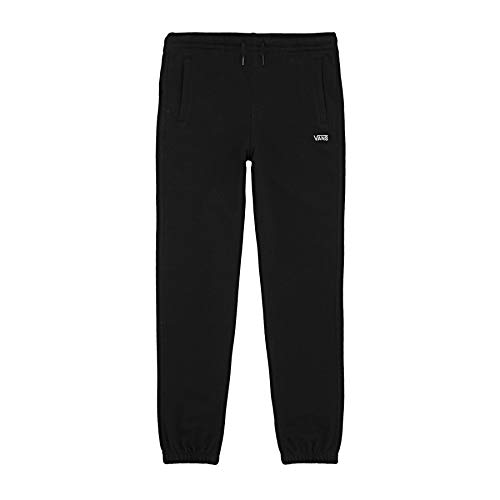 Vans Core Basic Fleece Pant FT Boys Pantalones Deportivos, Negro, 36-41 para Niños