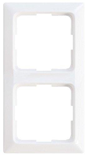Legrand 2-fach Rahmen Creo, ultraweiß DB, 776202