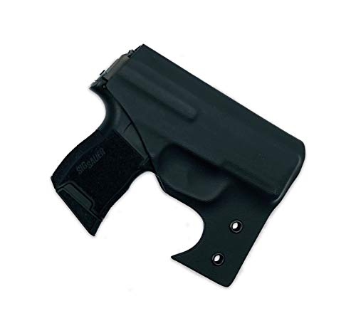 MIE Productions: Pocket Holster - fits Sig P365 w/Manual Safety (Black, Sig P365 w/Manual Safety)