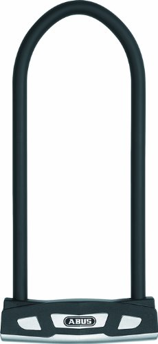 Abus Fahrradschloss Granit Plus 51/150HB300 + TexKF, schwarz Silber, 300 cm
