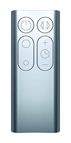 Dyson Pure Cool, TP01 HEPA Air Purifier & Fan, For Large Rooms, Removes Allergens, Pollutants, Dust, Mold, VOCs, White/Silver