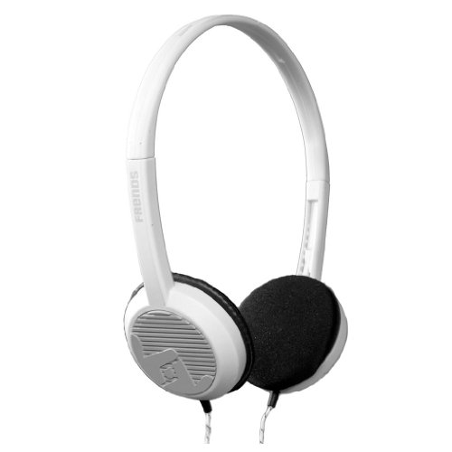 Kopfhörer Frends Alli Headphones straight white