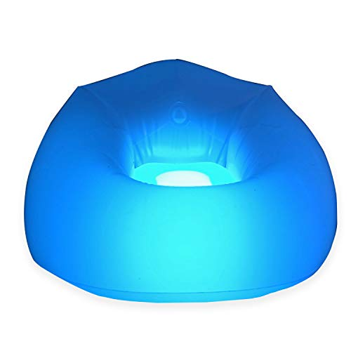 Pool Candy Illuminated Inflatable Chair