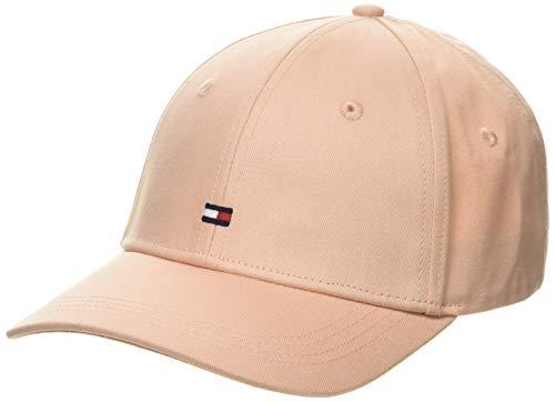 Tommy Hilfiger Damen Bb Cap Hut, Pink, OS