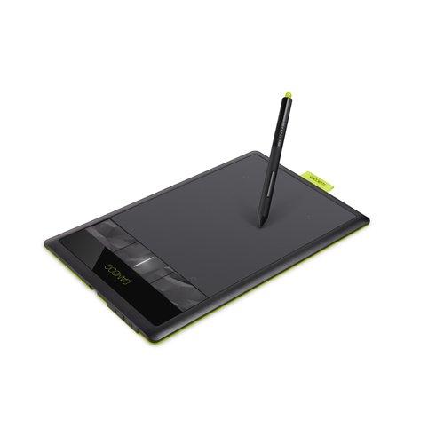 Wacom ペンタブレット Sサイズ ペン&タッチ Bamboo CTH-470 K0