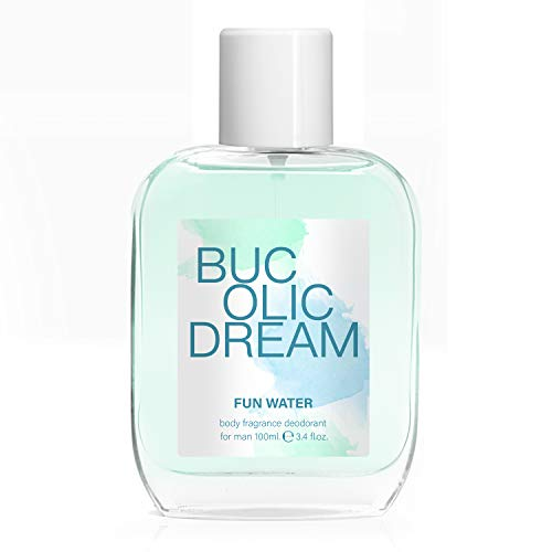 Fun Water Bucolic Dream - Desodorante para mujer (100 ml, pack de 2)