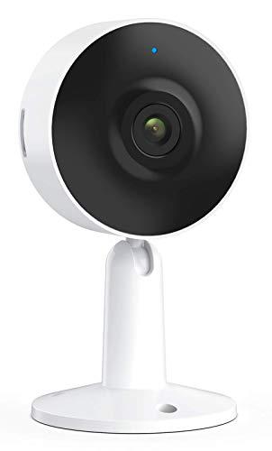 Arenti Überwachungskamera für Innen – IN1 WLAN Indoor IP-Kamera mit Smartphone App, 1080p HD, 2-Wege-Audio, Nachtsicht, kompatibel mit Alexa, Google